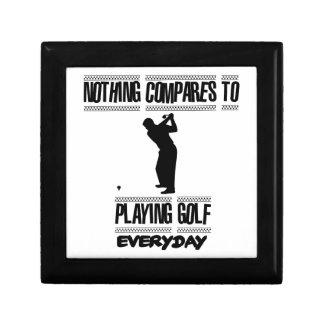 Trending cool Golf designs Gift Box