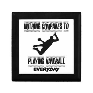 Trending cool Handball designs Gift Box
