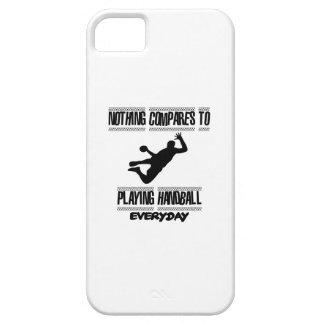 Trending cool Handball designs iPhone 5 Case