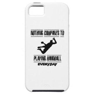 Trending cool Handball designs iPhone 5 Cover