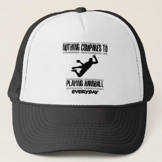 Trending cool Handball designs Trucker Hat