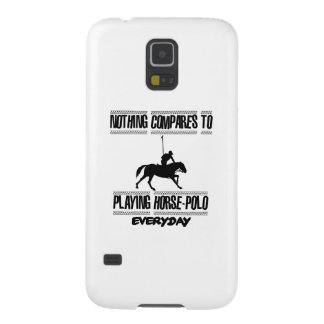 Trending cool Horse-polo designs Galaxy S5 Covers