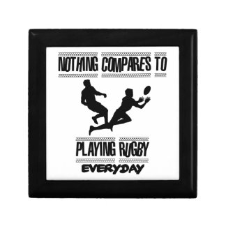 Trending cool Rugby designs Gift Box