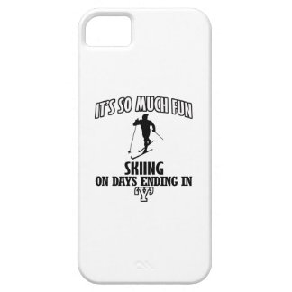 Trending cool skiing designs iPhone 5 cover
