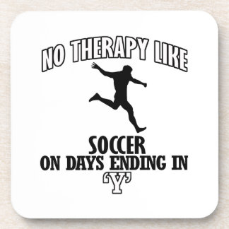 Trending cool Soccer designs Coaster
