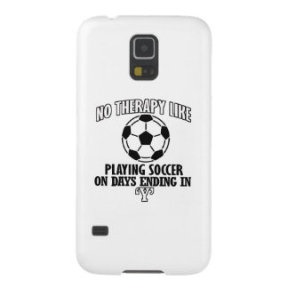 Trending cool Soccer designs Galaxy S5 Covers