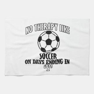Trending cool Soccer designs Kitchen Towel