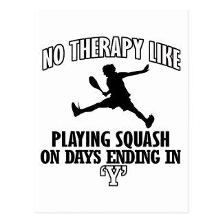 Trending cool Squash designs Postcard
