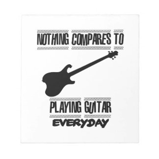 Trending Guitar player designs Notepad