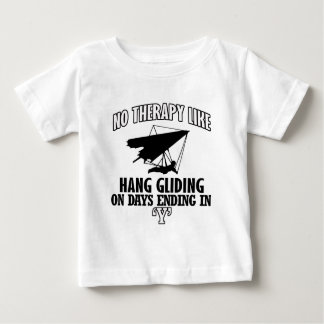 Trending hang gliding designs baby T-Shirt