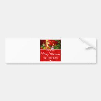 Trending Harry Family Christmas design Bumper Sticker