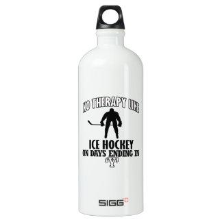Trending Ice Hockey designs Water Bottle