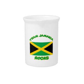 Trending Jamaican DESIGNS Pitcher