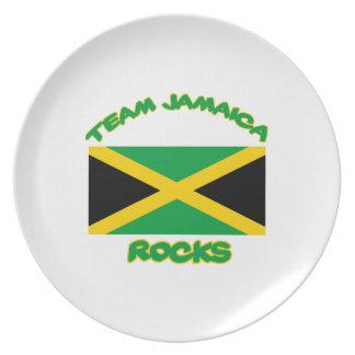 Trending Jamaican DESIGNS Plate