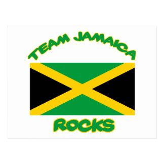 Trending Jamaican DESIGNS Postcard