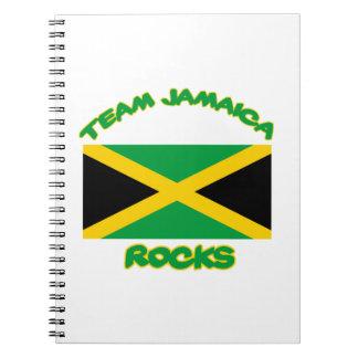 Trending Jamaican DESIGNS Spiral Notebooks