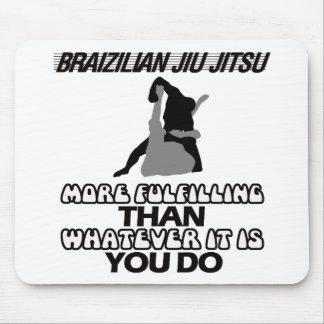 Trending Jiu Jitsu DESIGNS Mouse Pad