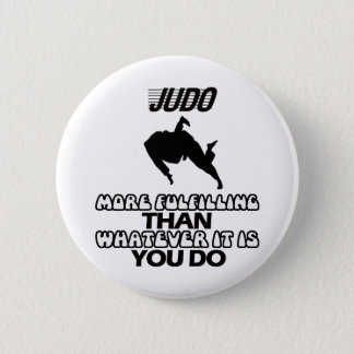 Trending Judo DESIGNS 2 Inch Round Button