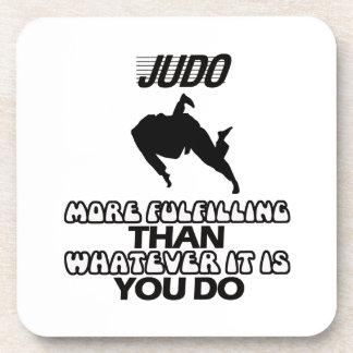 Trending Judo DESIGNS Coaster