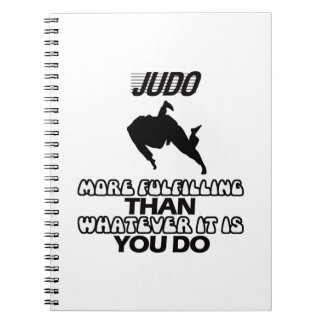 Trending Judo DESIGNS Note Book