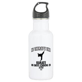 Trending Karate designs 532 Ml Water Bottle