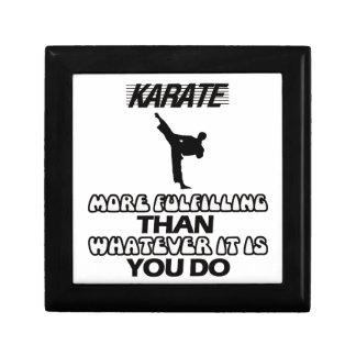 Trending Karate DESIGNS Gift Box