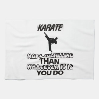Trending Karate DESIGNS Kitchen Towel