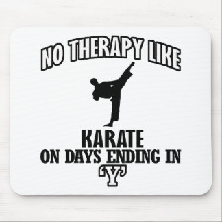 Trending Karate designs Mouse Pad
