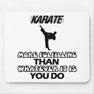 Trending Karate DESIGNS Mouse Pad