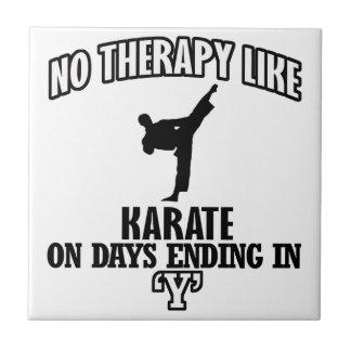 Trending Karate designs Tile