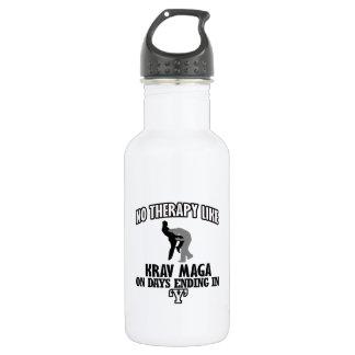 Trending Krav Maga designs 532 Ml Water Bottle