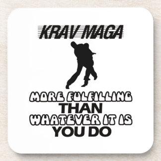 Trending Krav Maga DESIGNS Coaster