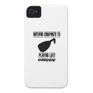 Trending lute player designs Case-Mate iPhone 4 cases