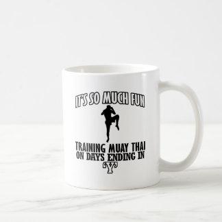 Trending Muay thai designs Coffee Mug