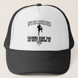 Trending Muay thai designs Trucker Hat