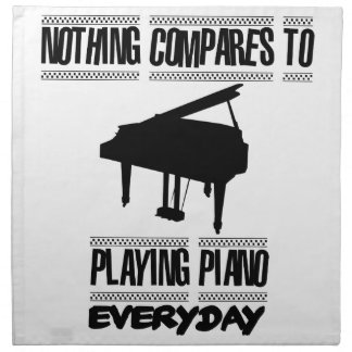 Trending Piano player designs Napkin