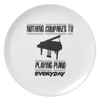 Trending Piano player designs Plate