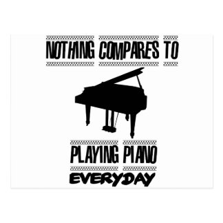 Trending Piano player designs Postcard