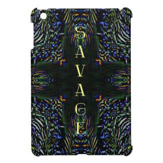 Trending Pop Culture Slang 'Savage' iPad Mini Case