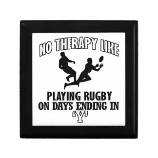 Trending Rugby designs Gift Box