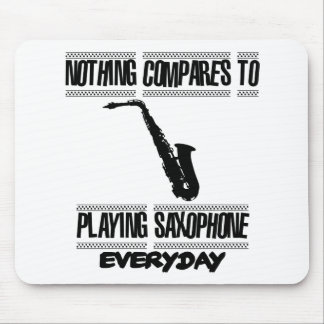 Trending Saxophone designs Mouse Pad