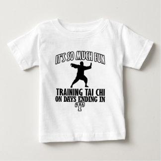 Trending Tai chi designs Baby T-Shirt