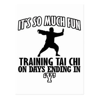 Trending Tai chi designs Postcard