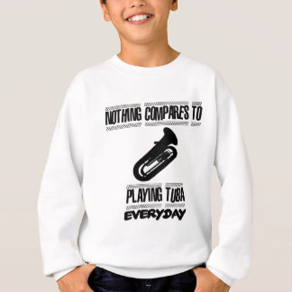 Trending Tuba player designs Sweatshirt