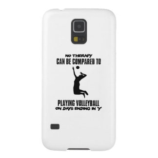 Trending Volleyball designs Case For Galaxy S5