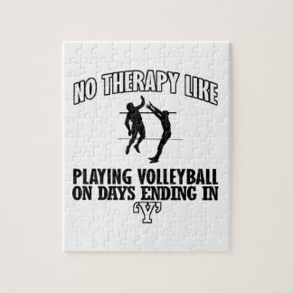 TRENDING Volleyball DESIGNS Puzzles
