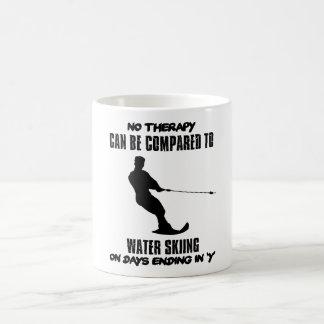 Trending Water skiing designs Coffee Mug