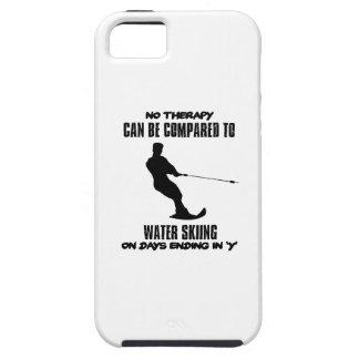 Trending Water skiing designs iPhone 5 Cases