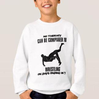 Trending Wrestling designs Sweatshirt