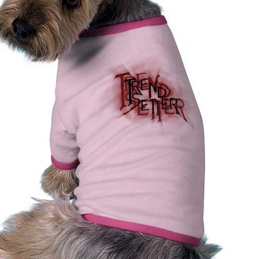 Trendsetter Dog Shirt